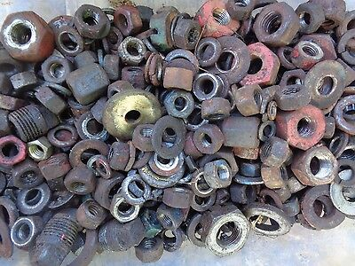 Ford Tractor 8n-9n-2n-jubilee Misc Nuts Washers Engine-transmission-rear Diff