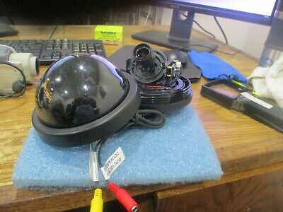 Speco Technologies Model Cvc6246ihr Intensifier Indoor Dome Camera