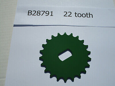 John Deere Part B28791 One 22-tooth Sprocket For 71 Planters