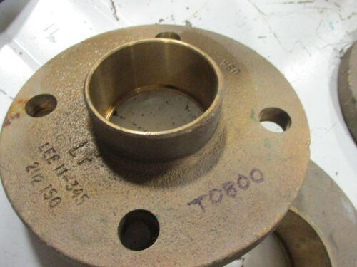"""Copper Companion Flange 3"""" O.D. Class 150 C Solder End"""