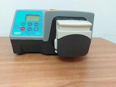 Watson-marlow 323e D 400 Rpm Peristaltic Pump With G Head 313dw