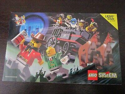 Vintage (1996) LEGOLAND Product Catalog Booklet Pamphlet - RARE