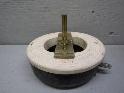 Ohmite 0662 150 ohms Rheostat 1.41 A