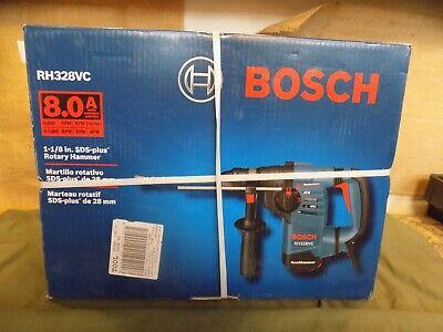 Bosch Rh328vc 1-18 Sds-plus Rotary Hammer 8.0a New