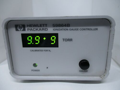 Agilent / HP 59864B Ion Gauge Controller for 5973 MSD Mass Selective Detector