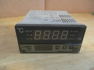 Hanyoung Temperature Controller Mx3-fkmnnn Programable Pid Auto-tune Alarm M1