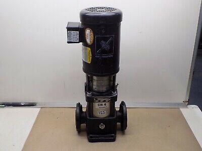 New Grundfos Pump Baldor Motor C41006064e-p20037us140 Cr4-40-u-g-a-auue
