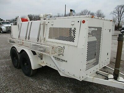 Sewer Equipment Sewer Jetter 747