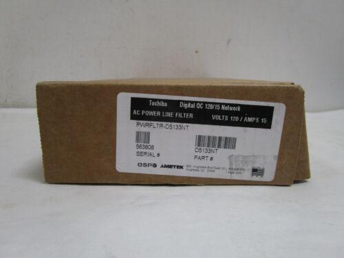 ESP Digital QC Surge Protector/Noise Filter - D5133NT - 120 Volt, 15 Amp NEW