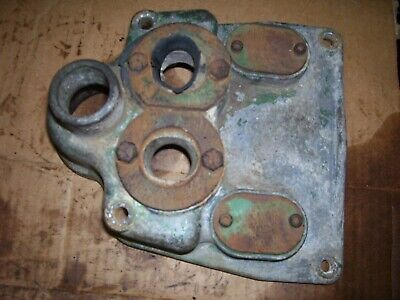Vintage Oliver 77 Diesel Standard Tractor -hydraulic Cover