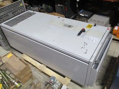 Abb Acs600 Ac Drive Acs607-0140-4-000b5a00841 100hp 3ph Used