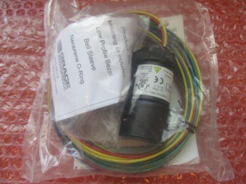 SafeSide R-3W-SR-KB Thru-door voltage indicator non-flashing LED