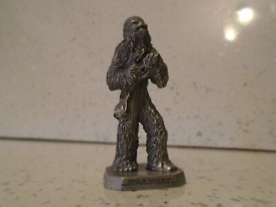 Rawcliffe Pewter Star Wars Chewbacca Statue Figure Empire Solo not Selangor