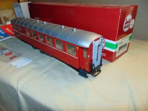 LGB 30523 RED RHB RESTAURANT CAR IN ORIGINAL BOX....