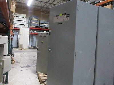 Asco Automatic Transfer Switch 447e7c 380a 480v 60hz Used