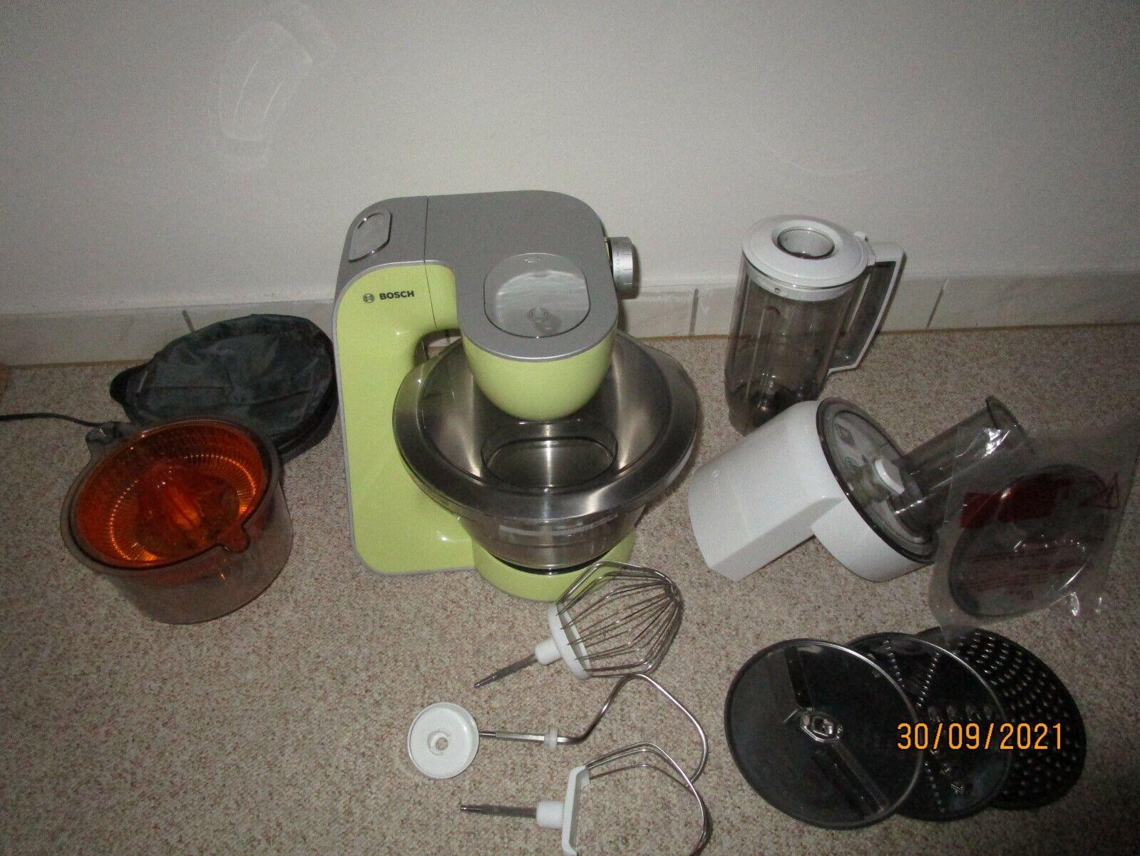 Bosch Küchenmaschine Mum 5 - 54620/02 guter Zustand und einwandfreie Funktion.