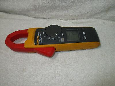 Fluke 902 Fc Hvac Amp Clamp Meter Digital Multimeter Used