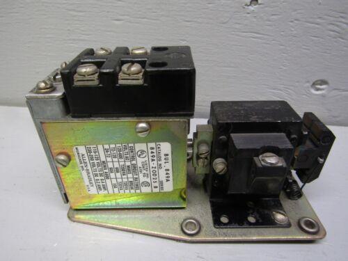 Allen Bradley 849A-Z0D25 Timing Relay Ser B