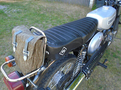Werkzeugtasche für S51 AK47 Magazintasche S50 Schwalbe NVA Simson Seitentasche
