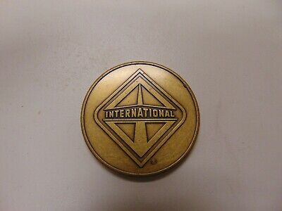 CHALLENGE COIN PRIVATE COLLECTION INTERNATIONAL MILITARY TRUCK  - $9.99