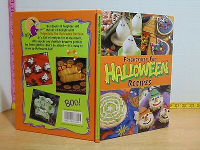 Frightfully Fun Halloween Recipes Cookbook (2000, - Fun Halloween Recipes