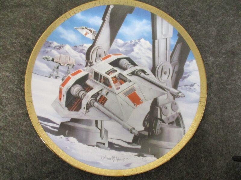 Star Wars Plate Collection Snowspeeders