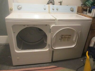 roper washer and dryer combo