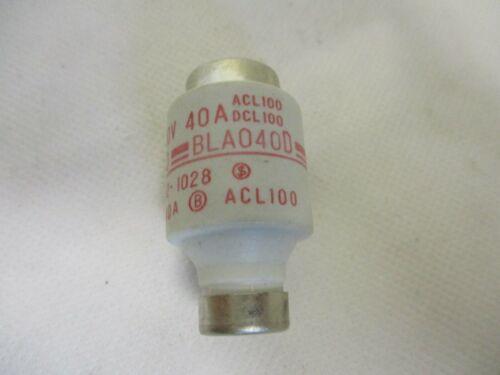 NEW FUJI BLA040D C-40 40 AMP FUSE