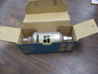 Ansul System Boss 8cu. In. Drier Cartridge A-86 4-ton 38 Flare New Surplus
