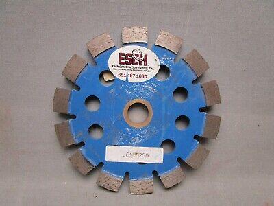 5 Esch Diamond Masonry Concrete Mortar Cutting Blade