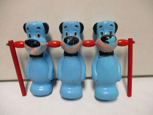 Huckleberry Hound Plastic Bowling Set