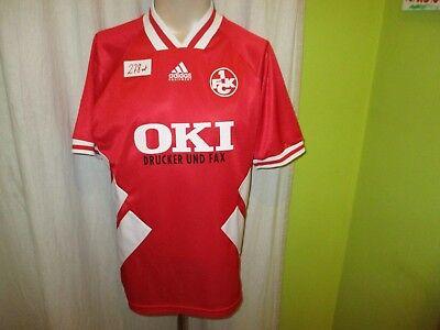 1.FC Kaiserslautern Adidas DFB-Pokal Sieger Trikot 1995/96