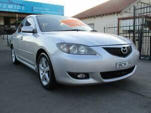 2004 Mazda Mazda3 MAXX SPORT Automatic Sedan Yagoona Bankstown Area Preview