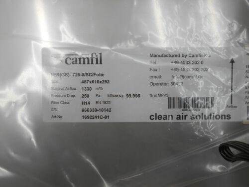CAMFIL FARR 1692241C-01 AIR FILTER 457 X 610 X 292