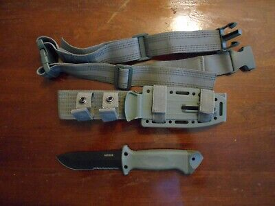 Gerber LMF II 2 Infantry Knife Green [22-01626] survival fixed blade VERY