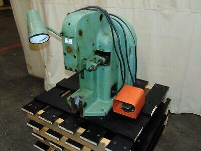 Amp Amp-o-lectric K Press Parts Wire Terminating Crimper Machine Jk