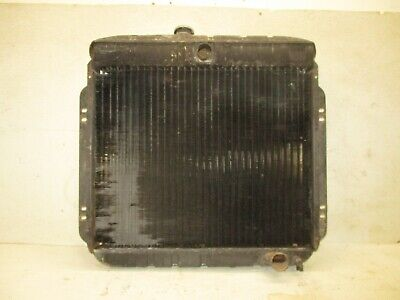 57 58 59 60 FORD PICKUP TRUCK ENGINE MOTOR COOLING RADIATOR