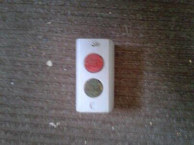 Allen Bradley Stopstart Push Button