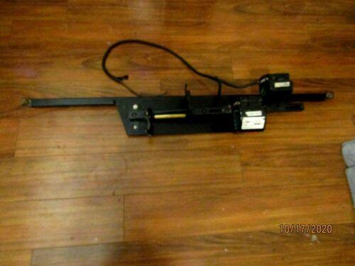 TRUNK  / SIDE DUEL GUN RACK FOR LONG RIFLE & SHOTGUN WITH ELECTRIC LOCKS
