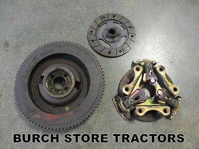 Ih Farmall Cub Clutch Flywheel Pressure Plate
