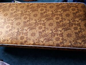 King Box spring (Two single) with frame in perfect condition