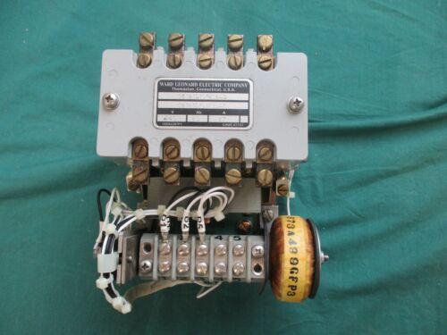 WARD LEONARD STARTER MOTOR, 1C5181D101K10AD, EXCELLENT COND. 6110-01-486-2276