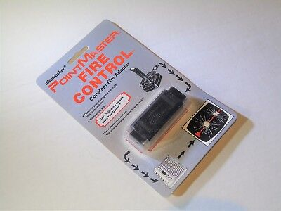 New 1982 Atari 2600 Rapid Fire Attachment Video Game System Joystick Controller