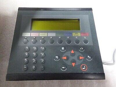 E300gambro 2 02780 Beijer Electronics 0747-012 Operator Interface Panel