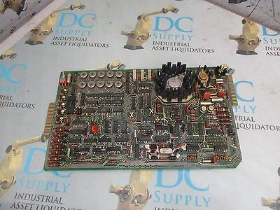 Bentley Nevada 72791b D 72791 02-01-01-00-01-04-1 Counter Circuit Board