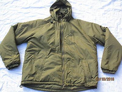 Jacket Thermal,PCS,Light Olive,Thermo Jacke, Gr. 190/110 (X-Large)