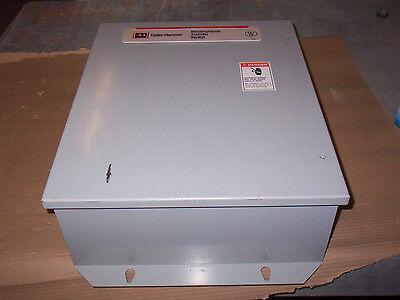 New Atsbr30100bs 208v120v 100 Amp 3 Phase Ats Automatic Transfer Switch