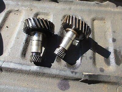 1965 930 Case Diesel Farm Tractor Fuel Injector Pump Drive Gear Free Shipping
