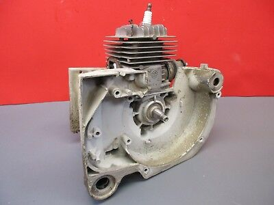 Stihl Ts400 Oem Short Block Engine Powerhead 3 Bolt Coil