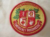 SKU238 NCTI San Diego Paramedic School Faculty EMS Patch California CA
